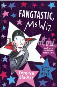 Fangtastic, Ms Wiz fangtastic ms wiz