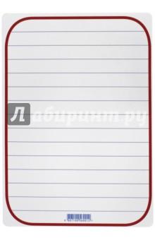 Доска для письма маркером, А4 (Д-1)