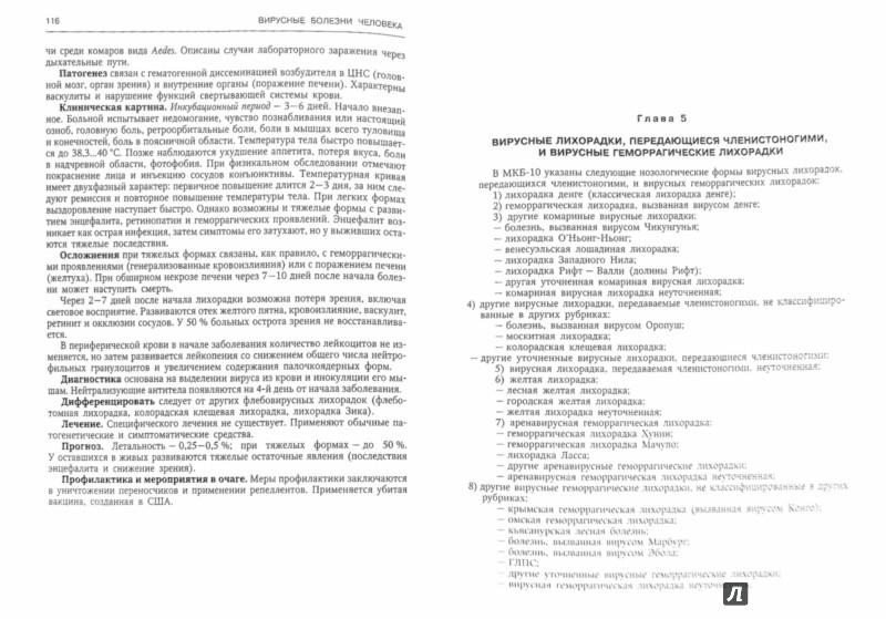 Иллюстрация 1 из 31 для Вирусные болезни человека - Лобзин, Белозеров, Беляева | Лабиринт - книги. Источник: Лабиринт