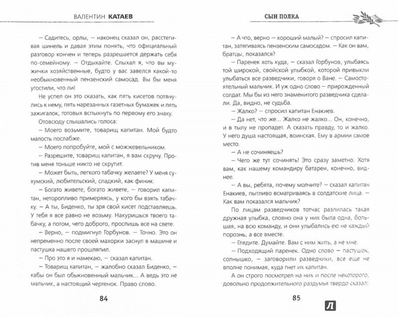 Иллюстрация 1 из 15 для Сын полка - Валентин Катаев | Лабиринт - книги. Источник: Лабиринт