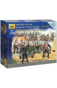 Французская пешая артиллерия 1812-1814 (6810) Звезда