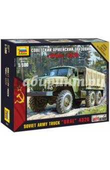 """Советский грузовик """"Урал"""" 4320 (7417) Звезда"""