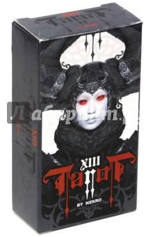 Таро XIII ciro marchetti tarot of dreams таро снов набор 83 карты с книгой на английском языке