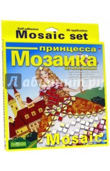 """Набор для 3D-аппликации из мозаики №8 """"Принцесса"""" (2-086/08) Альт"""