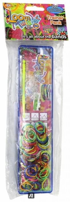 Иллюстрация 1 из 5 для Набор для плетения браслетов из резинок (SV11707) | Лабиринт - игрушки. Источник: Лабиринт
