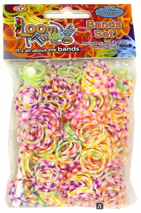 Иллюстрация 1 из 9 для Набор для плетения браслетов из резинок, в ассортименте (SV11813) | Лабиринт - игрушки. Источник: Лабиринт