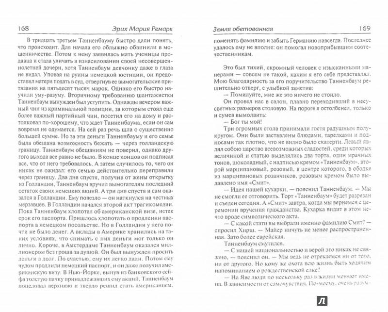 Иллюстрация 1 из 38 для Земля обетованная - Эрих Ремарк | Лабиринт - книги. Источник: Лабиринт