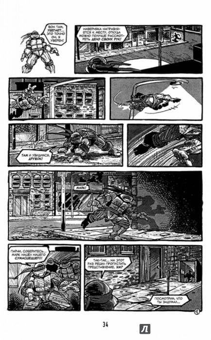 Иллюстрация 1 из 31 для Черепаховый суп. Книга 2 - Истмен, Лерд, Биссет | Лабиринт - книги. Источник: Лабиринт
