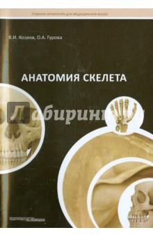 Анатомия скелета а а никитина анатомия человека