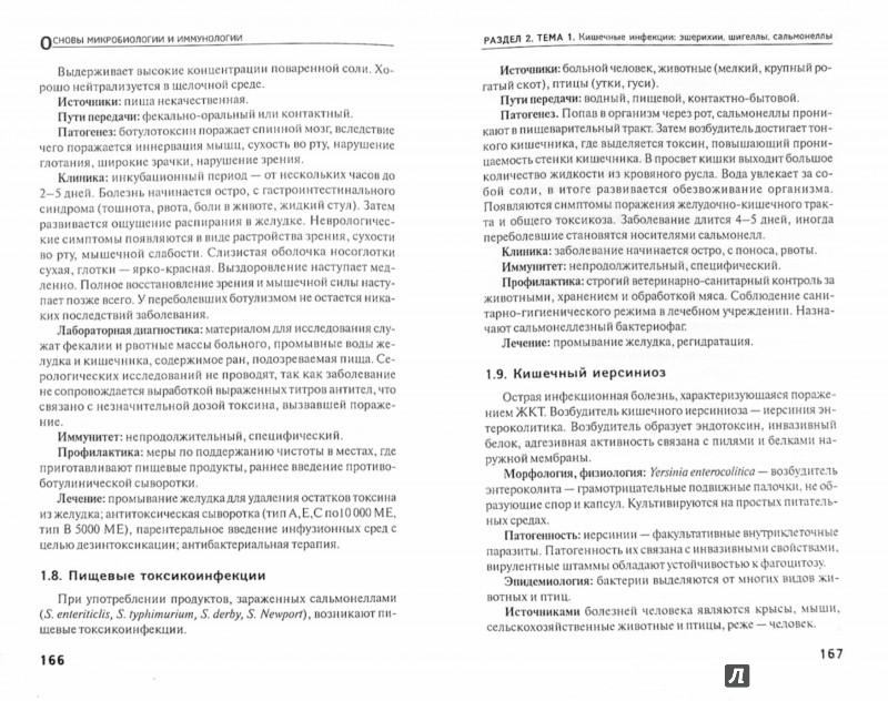 Иллюстрация 1 из 16 для Основы микробиологии и иммунологии - Карина Камышева | Лабиринт - книги. Источник: Лабиринт