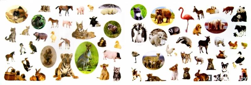 Иллюстрация 1 из 11 для Мамы и детки. 400 наклеек | Лабиринт - игрушки. Источник: Лабиринт
