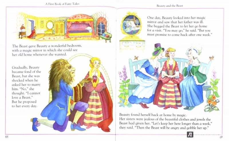 Иллюстрация 1 из 11 для A First Book of Fairy Tales - Wilde, Гримм, Андерсен | Лабиринт - книги. Источник: Лабиринт