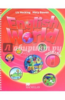 English World 1. Teacher's Book macmillan english grammar in context intermediate level with key cd rom