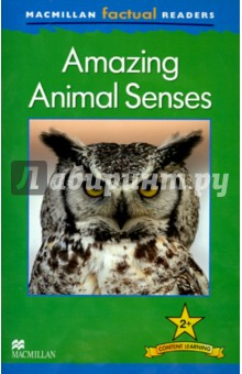 Mac Fact Read. Amazing Animal Sense context based vocabulary teaching styles