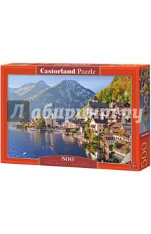 Puzzle-500 Гальштат, Австрия (B-52189) puzzle 500 настоящая любовь b 52943