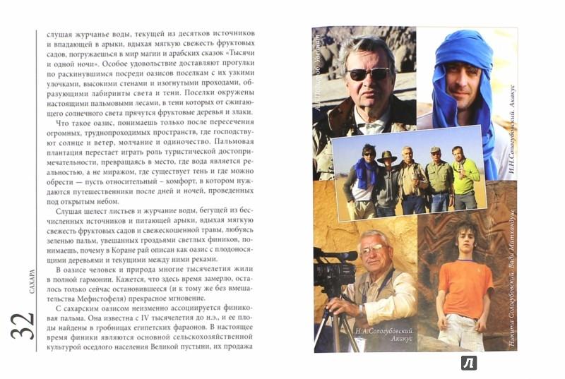 Иллюстрация 1 из 7 для Сахара. Искусство исчезнувших миров (+DVD) - Сологубовский, Сологубовский, Подцероб | Лабиринт - книги. Источник: Лабиринт