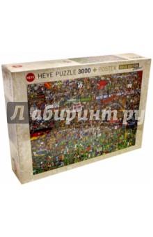 "Puzzle-3000 ""История футбола"" (29205)"