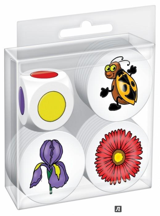 """Иллюстрация 1 из 3 для Игра """"Собери букет"""" 3-7 лет ( 769)   Лабиринт - игрушки. Источник: Лабиринт"""