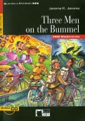 Three Men on the Bummel  (+CD)