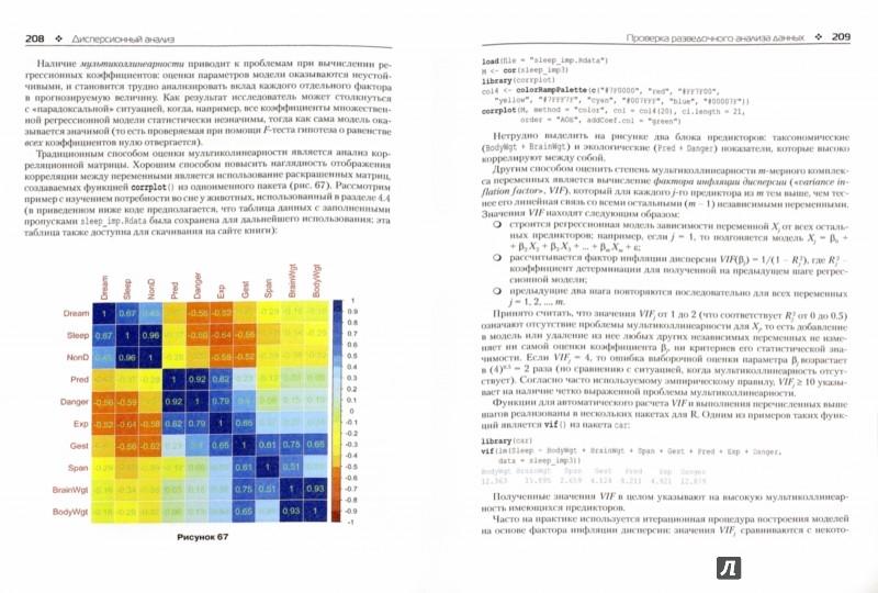 Иллюстрация 1 из 4 для Статистический анализ и визуализация данных с помощью R - Мастицкий, Шитиков | Лабиринт - книги. Источник: Лабиринт