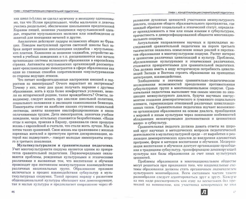 Иллюстрация 1 из 8 для Сравнительная педагогика. Взгляд из России. Монография - А. Джуринский | Лабиринт - книги. Источник: Лабиринт
