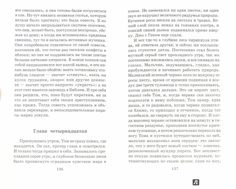 Иллюстрация 1 из 23 для Приключения Тома Сойера - Марк Твен | Лабиринт - книги. Источник: Лабиринт