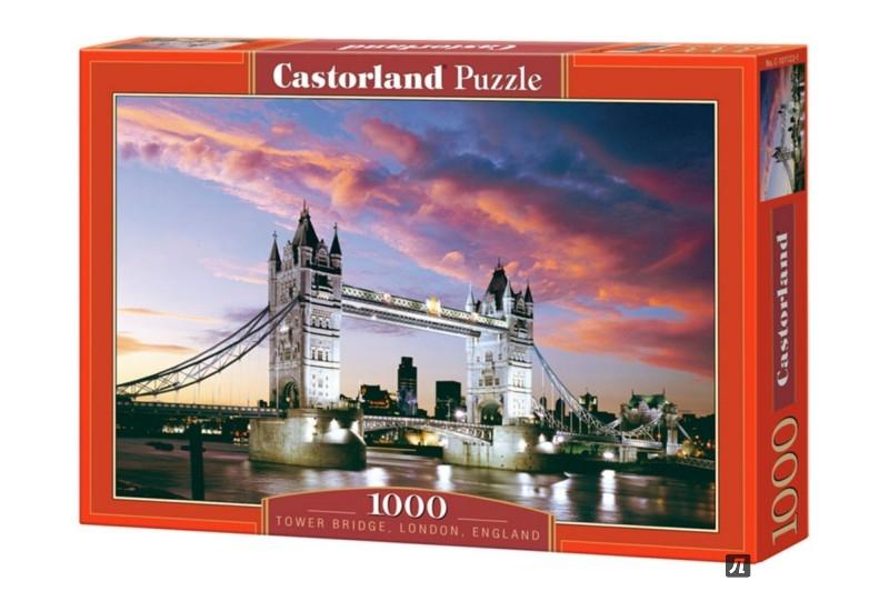 Иллюстрация 1 из 10 для Puzzle-1000. Мост Тауэр (С-101122) | Лабиринт - игрушки. Источник: Лабиринт