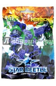 """Конструктор """"Star Beetle. MOLOH"""", 12 элементов (60335)"""