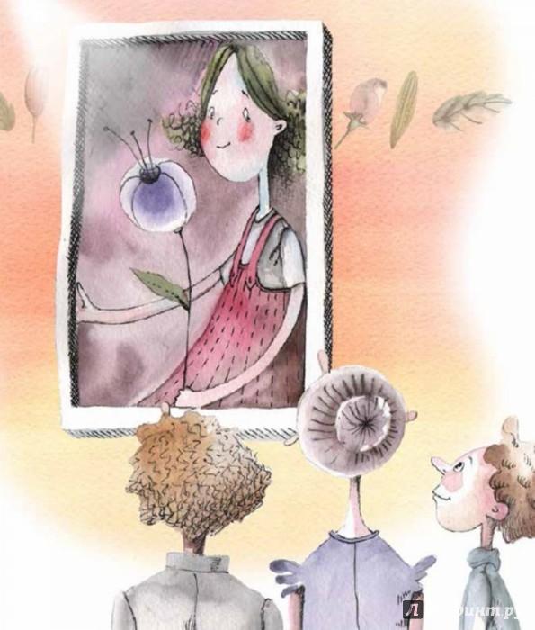 Иллюстрация 1 из 18 для Виолетта с фиолетовым цветком - Пал Бекеш | Лабиринт - книги. Источник: Лабиринт