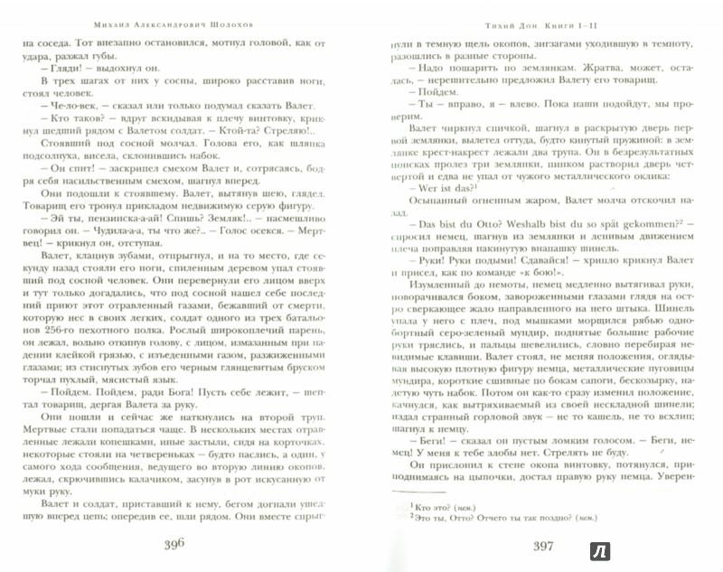Иллюстрация 1 из 29 для Тихий Дон. В 4-х книгах. Книги I-II - Михаил Шолохов | Лабиринт - книги. Источник: Лабиринт