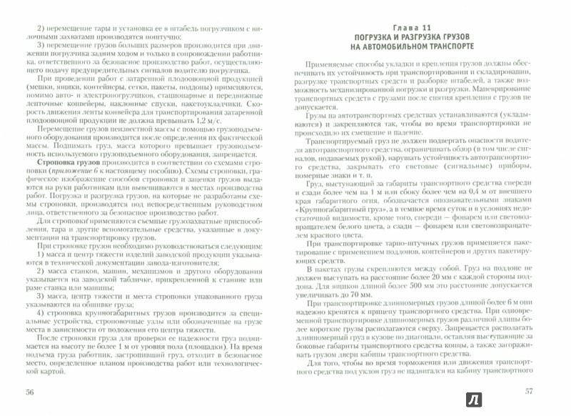 Иллюстрация 1 из 11 для Охрана труда при выполнении работ по погрузке, разгрузке и размещению грузов - Ю. Михайлов | Лабиринт - книги. Источник: Лабиринт