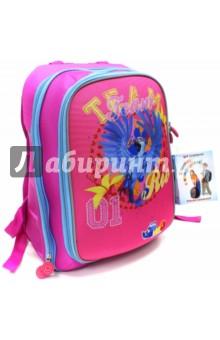 Купить Рюкзак школьный RIO 40х28х20 (830724), Silwerhof, Ранцы и рюкзаки для начальной школы