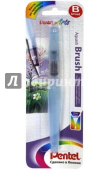 Кисть широкая с резервуаром для воды (XFRH/1-B)