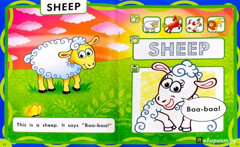 Иллюстрация 1 из 21 для Что говорят животные? Пособие для детей 3-5 лет. ФГОС ДО - Алексей Конобеев | Лабиринт - книги. Источник: Лабиринт