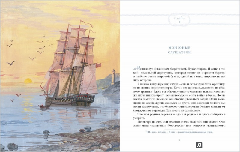 Иллюстрация 1 из 61 для Морской волчонок - Рид Майн | Лабиринт - книги. Источник: Лабиринт
