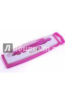 Циркуль для младших и средних классов (115 мм, Розовый) (Z/SC3-03) АппликА
