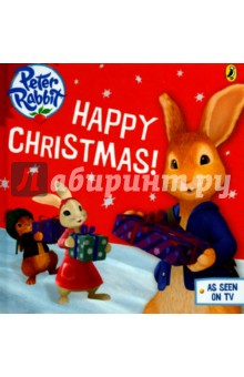 Happy Christmas! the christmas tale of peter rabbit cd