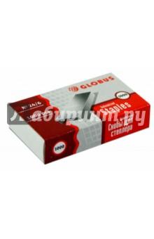 Скобы для степлера №24/6 (1000 штук) (С24/6-1000)