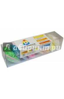 Большой комплект дополнительных резиночек №1 (7 цветов, 2100 штук) (116460) большой комплект дополнительных резиночек 1 7 цветов 2100 штук 116460