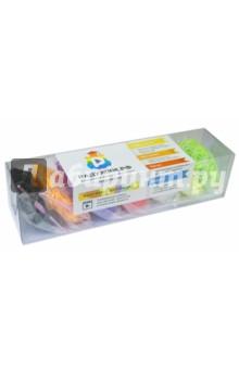 Большой комплект дополнительных резиночек №4 (7 цветов, 2100 штук) (116463) большой комплект дополнительных резиночек 1 7 цветов 2100 штук 116460