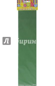Бумага крепированная темно-зеленая (39521-10)
