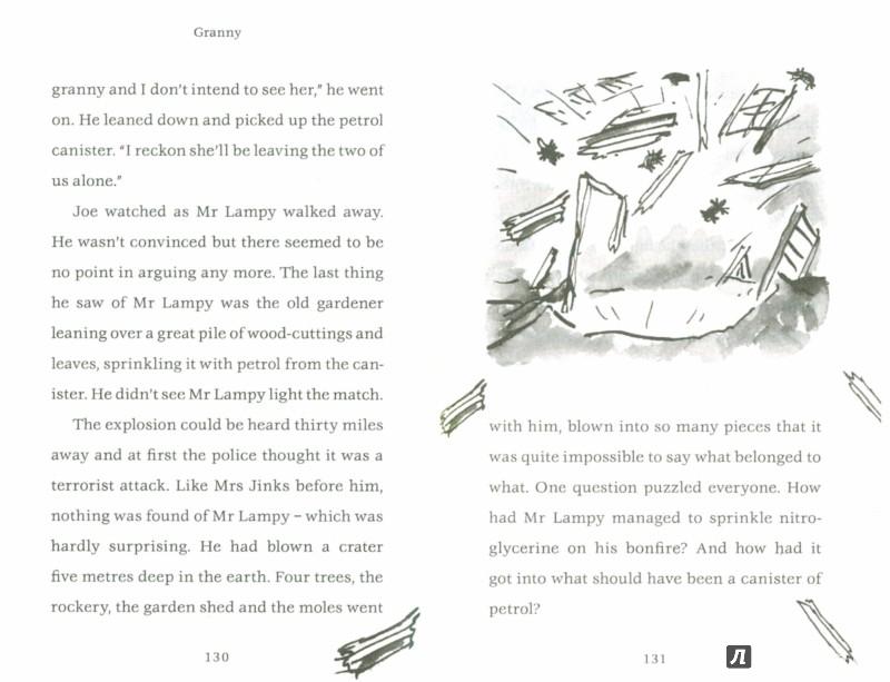 Иллюстрация 1 из 9 для Granny - Antony Horowitz | Лабиринт - книги. Источник: Лабиринт