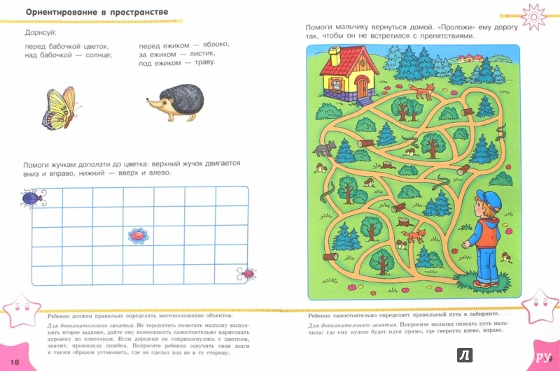 Иллюстрация 1 из 13 для Что знает малыш в 5-6 лет. Тесты | Лабиринт - книги. Источник: Лабиринт