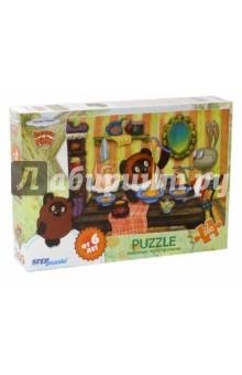 "Step Puzzle-260 ""СОЮЗМУЛЬТФИЛЬМ Винни Пух"" (74061)"