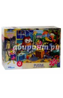 """Step Puzzle-1000 """"СОЮЗМУЛЬТФИЛЬМ Попугай Кеша"""" (79108)"""