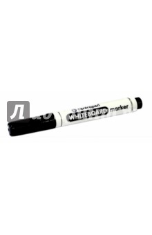 Маркер для белой доски (черный) (8559 0112) маркер флуоресцентный centropen 8722 1о оранжевый 8722 1о