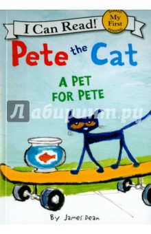 Pete the Cat. A Pet for Pete pete the cat and the bad banana page 8