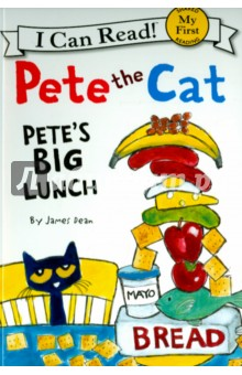 Pete the Cat. Pete's Big Lunch read write inc my reading and writing kit becoming a reader