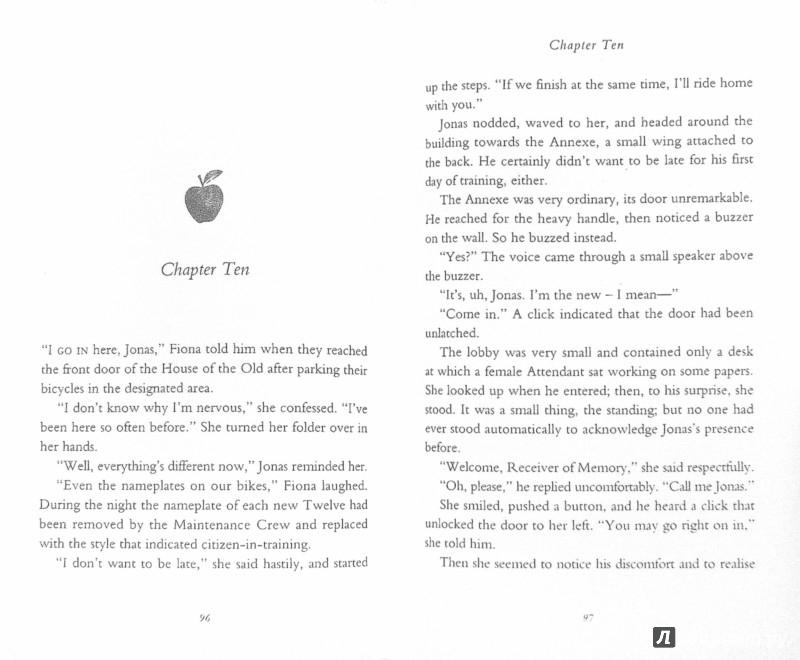 Иллюстрация 1 из 4 для Giver (film tie-in) - Lois Lowry | Лабиринт - книги. Источник: Лабиринт