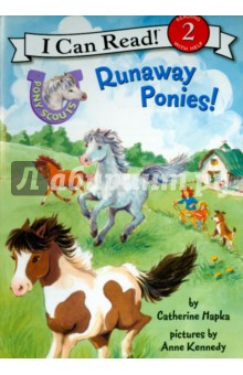 Pony Scouts. Runaway Ponies! (Level 2) phil collins the singles 2 cd